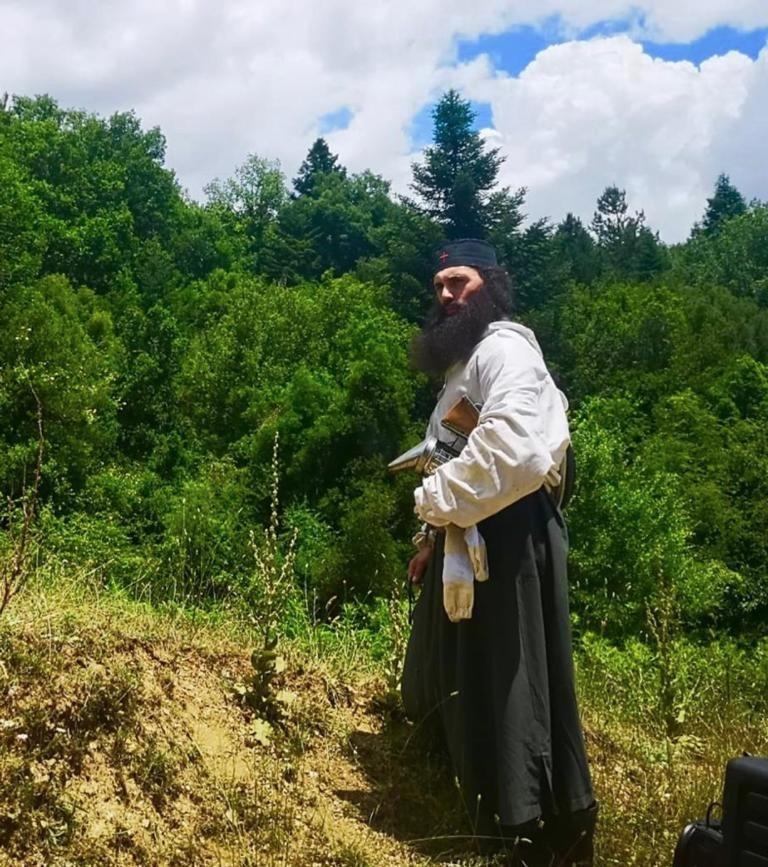 Άνθιμος Ανανιάδης: Έγινε μοναχός στο Άγιο Όρος