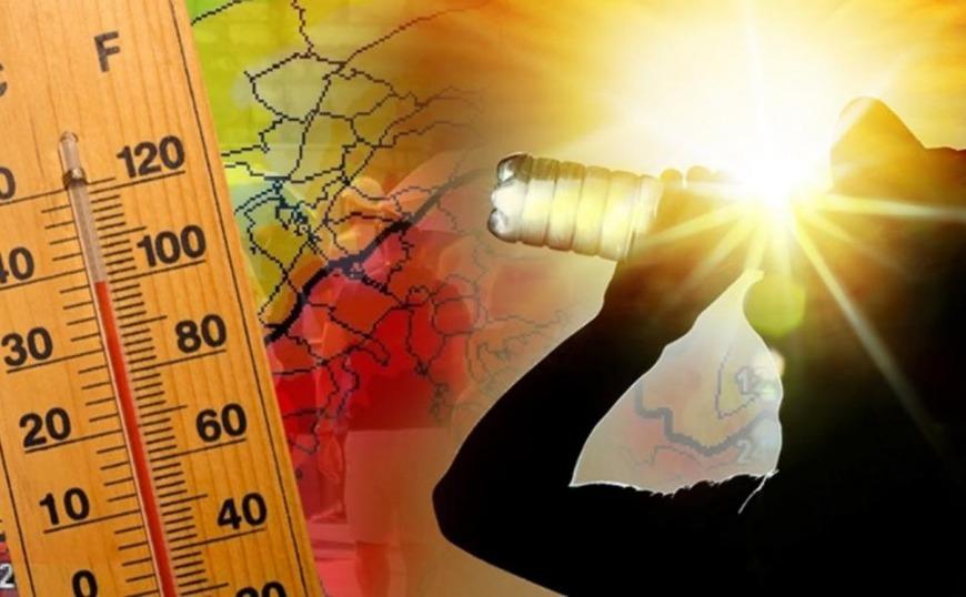 Έκτακτο δελτίο καιρού από την ΕΜΥ: Προειδοποίηση για τον αφρικανικό καύσωνα