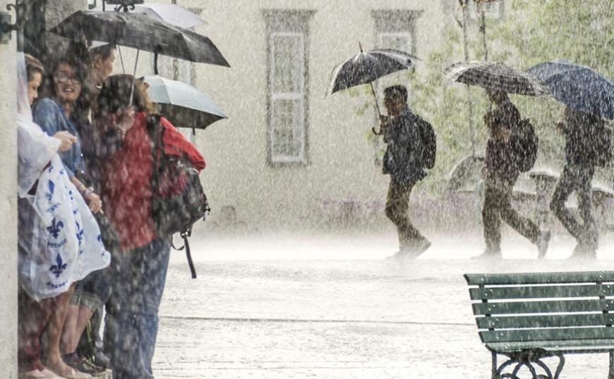 Έκτακτο δελτίο καιρού: Συναγερμός στην Αττική - Προειδοποίηση για πολύ έντονες βροχοπτώσεις