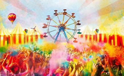 Έρχεται το Colour Day Festival 2019