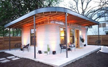 Έρχονται τα νέα σπίτια με 3D εκτύπωση σε 24 ώρες