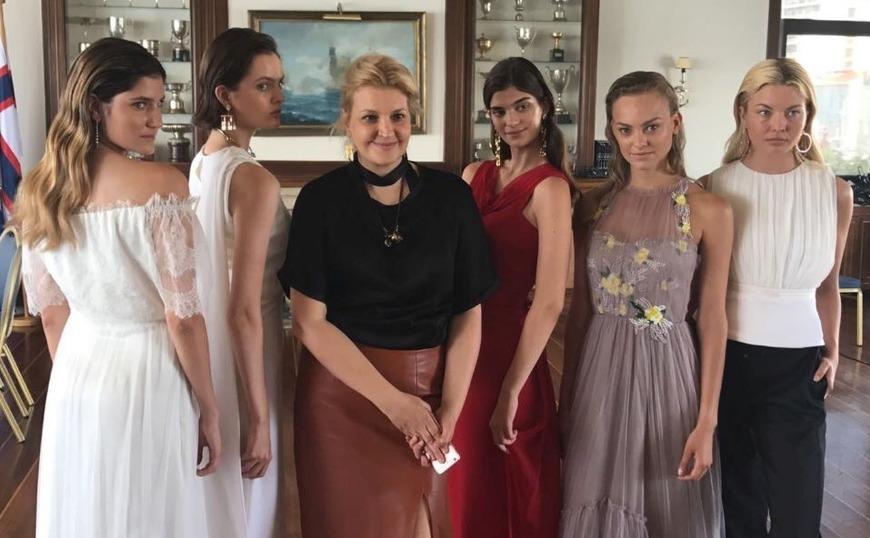 «Έφυγε» η σχεδιάστρια μόδας Σοφία Κοκοσαλάκη