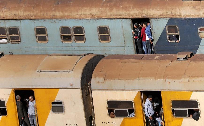 Αίγυπτος: Νεκρός άνδρας που πήδηξε από τρένο