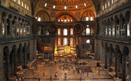 Αγία Σοφία: Την κάνουν τζαμί
