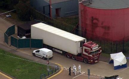 Αγγλία: Θρίλερ στο Έσεξ με τα 39 πτώματα σε φορτηγό