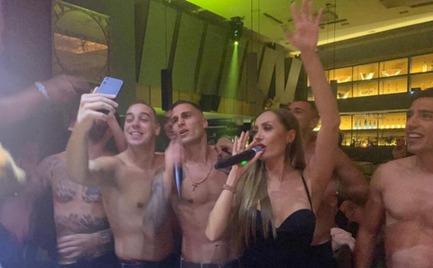 ΑΕΚ: Πρόστιμα σε όσους «ξέφυγαν» στο πάρτι