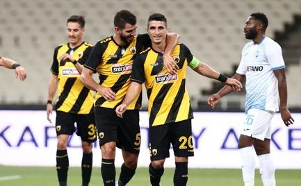 ΑΕΚ - Κραϊόβα 1-1: Πρόκριση με «σβηστές μηχανές» για την «Ενωση»