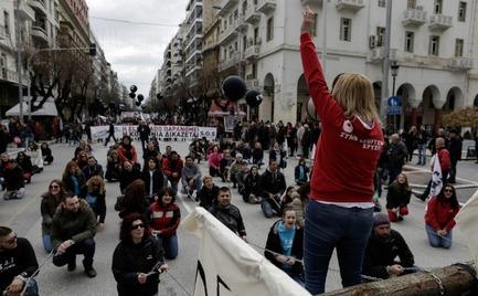 Αθήνα:  Τρεις Συγκεντρώσεις διαμαρτυρίας σήμερα στο κέντρο της Αθήνας