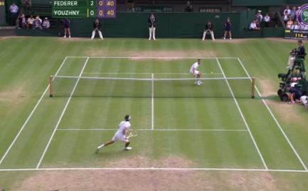Αστείες στιγμές από το Wimbledon