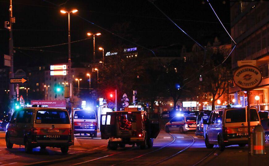 Αυστρία: Τρομοκρατική επίθεση στη Βιέννη