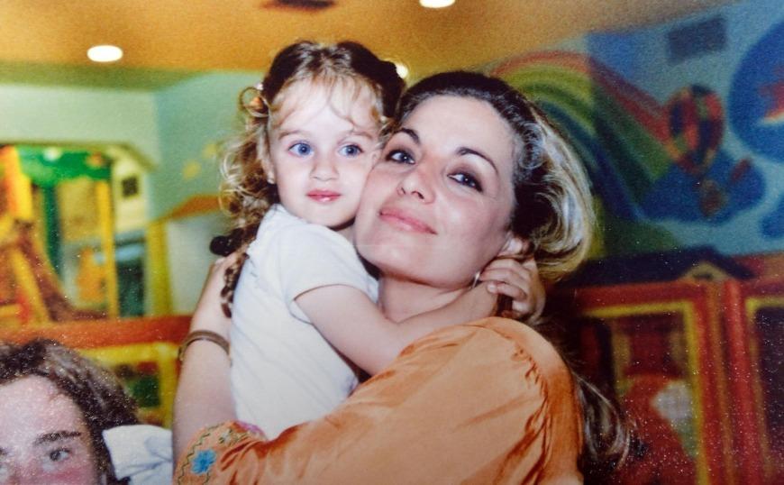 Αυτή είναι η κόρη του Τόλη Βοσκόπουλου