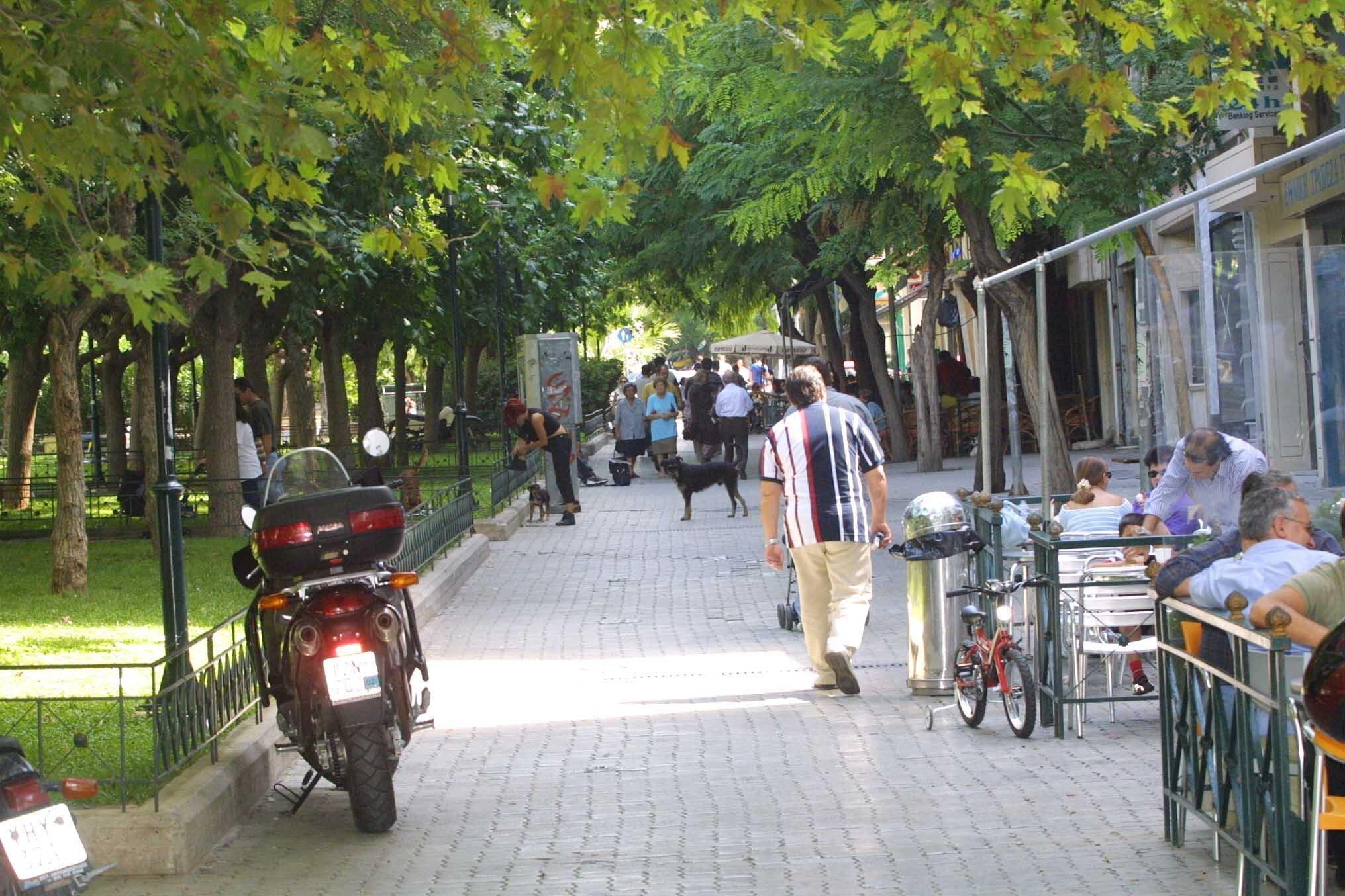 Αυτή η γειτονιά της Αθήνας ανήκει στις 50 πιο... κουλ του πλανήτη