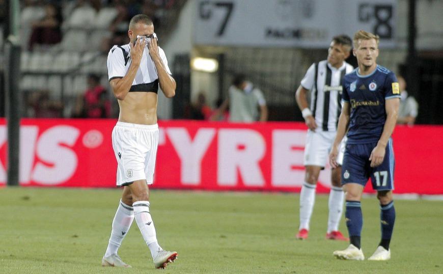 Αυτοκτόνησε και μένει... Ελλάδα ο ΠΑΟΚ