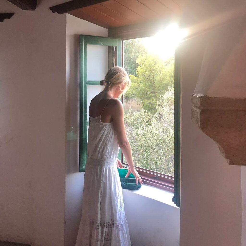 Αυτό είναι το υπέροχο σπίτι της Τζένης Μπαλατσινού στην Πάτμο