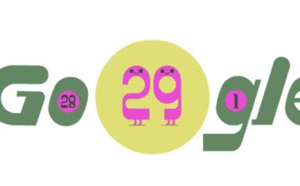 Αφιερωμένο στα δίσκετα έτη είναι το σημερινό Doodle της Google.