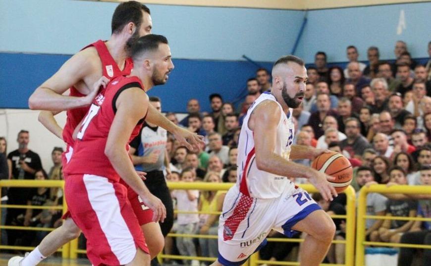 Α2 Μπάσκετ: Ο Χαρίλαος Τρικούπης νίκησε τον Ολυμπιακό