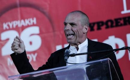 Βαρουφάκης: Πρώτο κόμμα η ΝΔ.Ο Τσίπρας πέρασε δύο μνημόνια και θα τιμωρηθεί