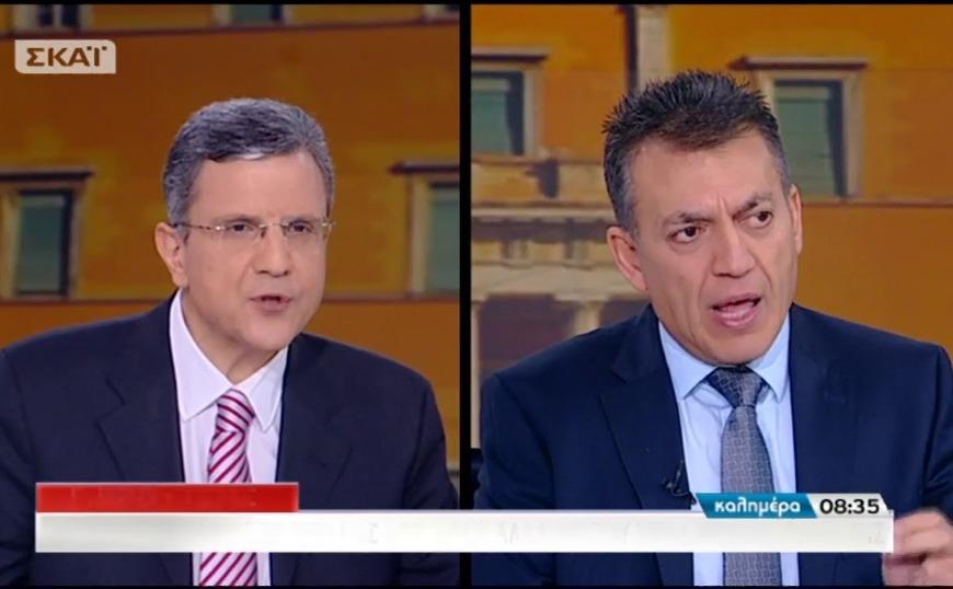 Βρούτσης στον ΣΚΑΪ: Επί ΣΥΡΙΖΑ είχε εκδοθεί απόφαση για σύνταξη 24.000 ευρώ (video)
