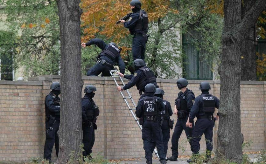 Γερμανία: Δύο νεκροί από πυροβολισμούς στην πόλη Χάλε