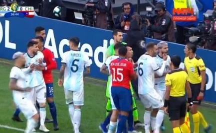 Γκολ, ξύλο, αποβολές και τελικά 3η η Αργεντινή! (video)