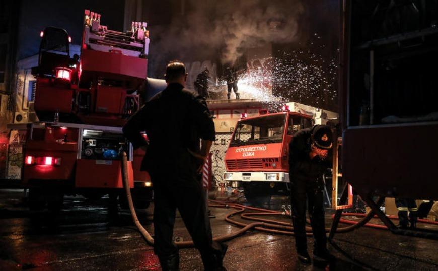 Γλυφάδα: Νεκρή γυναίκα σε φωτιά σε διαμέρισμα
