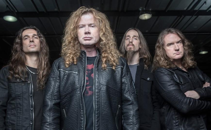 Διαγνώστηκε με καρκίνο ο Dave Mustaine - Ακυρώνει συναυλίες