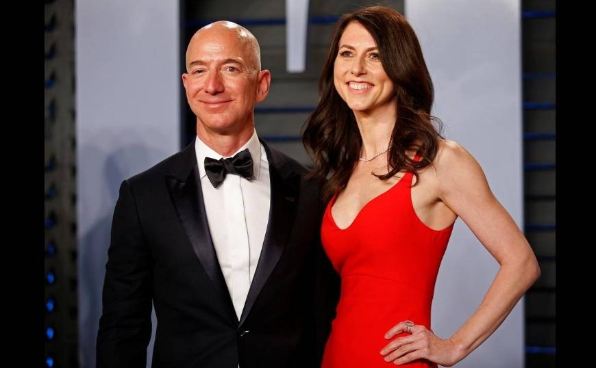 Διαζύγιο Τζεφ και Μακένζι Μπέζος: Ο «Γκοτζίλα» των διαζυγίων κλείνει και επισήμως στα 38 δισ. δολάρια