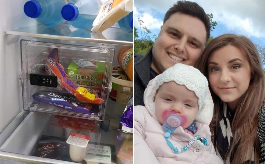 Εγκατέστησε «χρηματοκιβώτιο» στο ψυγείο του για να σταματήσουν να του «κλέβουν» τις σοκολάτες!