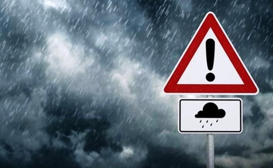 Εκτακτο δελτίο ΕΜΥ: Βροχές, καταιγίδες και χαλάζι στα βόρεια