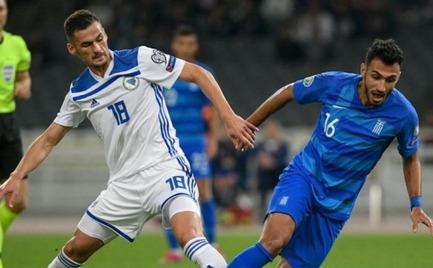 Ελλάδα - Βοσνία 2-1: Ονειρεμένη εμφάνιση η Εθνική μας ομάδα!