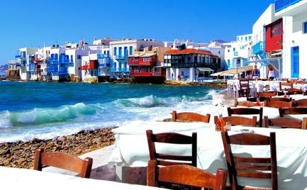Ελληνικά τα τέσσερα από τα πέντε καλύτερα νησιά στην Ευρώπη