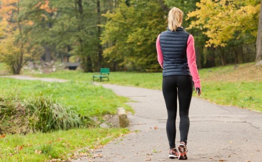 Ενισχύστε την ευεξία σας με μια βόλτα στο πάρκο