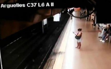 Επίθεση στο μετρό της Μαδρίτης: Τον κλώτσησε στις ράγες την ώρα που περνούσε ο συρμός