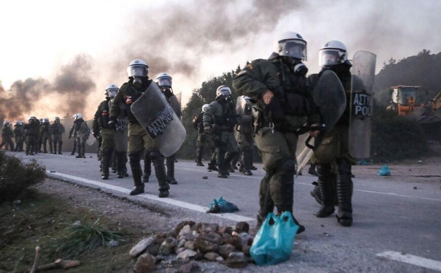 Επιχείρηση αποκλιμάκωσης στα νησιά του βορείου Αιγαίου από την κυβέρνηση