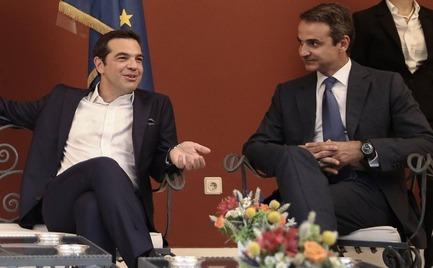 Ερευνα: Ποιος είναι πιο ερωτικός, ο Μητσοτάκης ή ο Τσίπρας