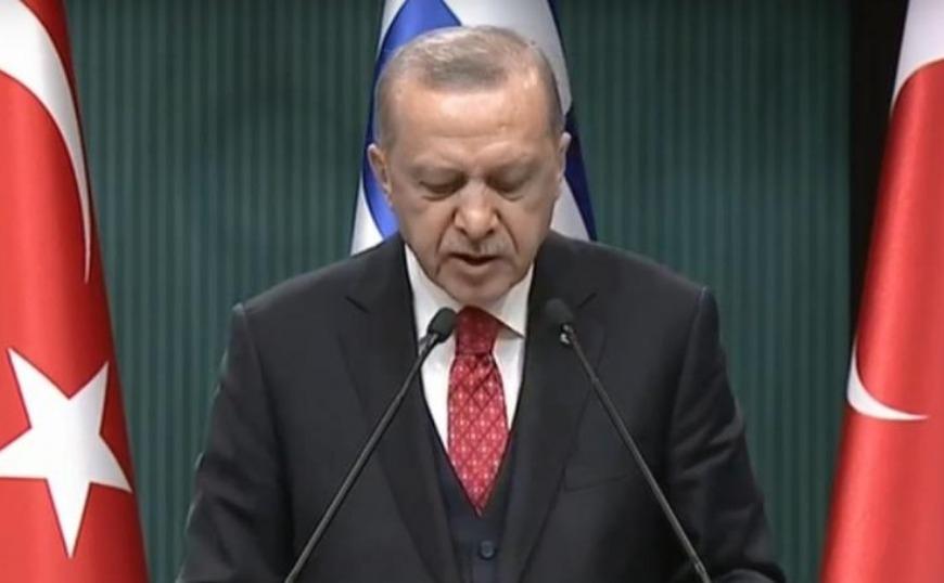 Ερντογάν προς Τσίπρα: «Εμείς θα συνεχίσουμε τις γεωτρήσεις»