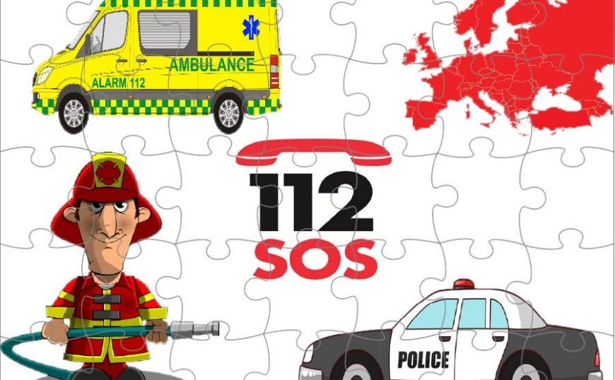 Ευρωπαϊκός τηλεφωνικός αριθμός εκτάκτου ανάγκης 112
