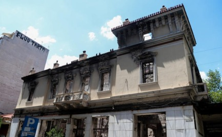 Ζημιές σε 15 κτίρια της Αθήνας από τον σεισμό των 5,1 Ρίχτερ
