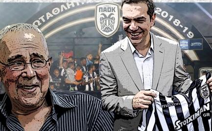 Ζουράρις: «Αν δεν υπήρχε ο ΣΥΡΙΖΑ, ο ΠΑΟΚ δεν θα έπαιρνε πρωτάθλημα»
