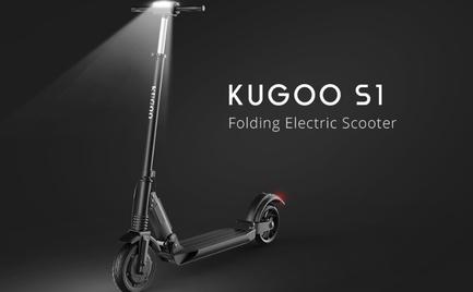 Ηλεκτρονικό πατίνι KUGOO S1 ΑΠΟ 431.66 ΜΕ 276.99€