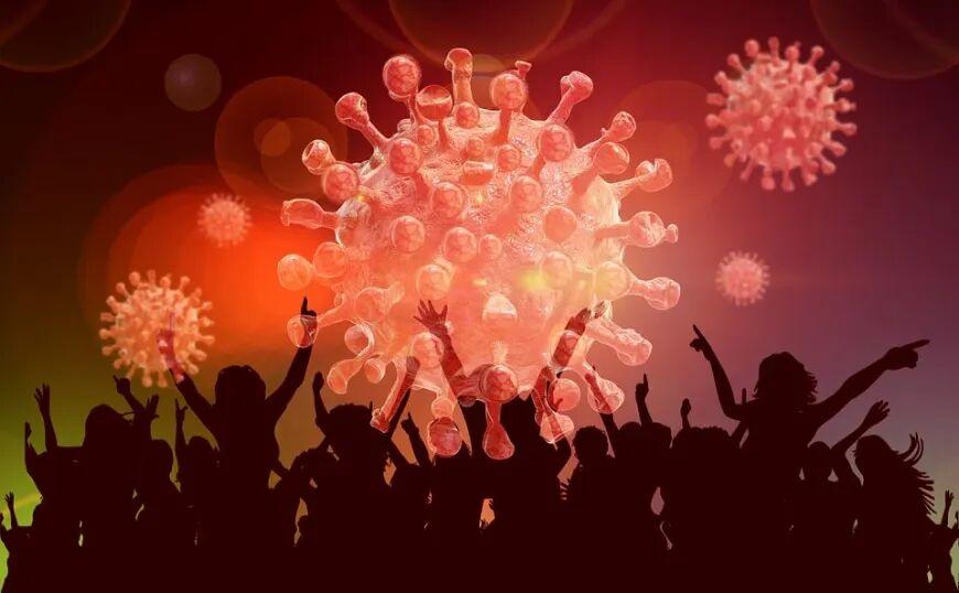 ΗΠΑ: Νεαροί κάνουν πάρτι κορονοϊού με αμοιβή για όποιον νοσήσει