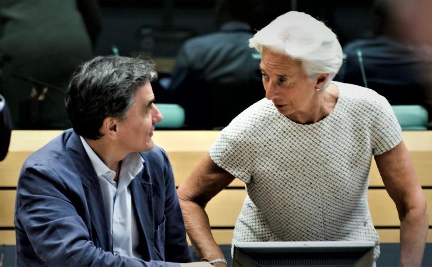 Η απάντηση του Τσακαλώτου για τη θέση στο ΔΝΤ: «Τα χέρια μου είναι δεμένα»