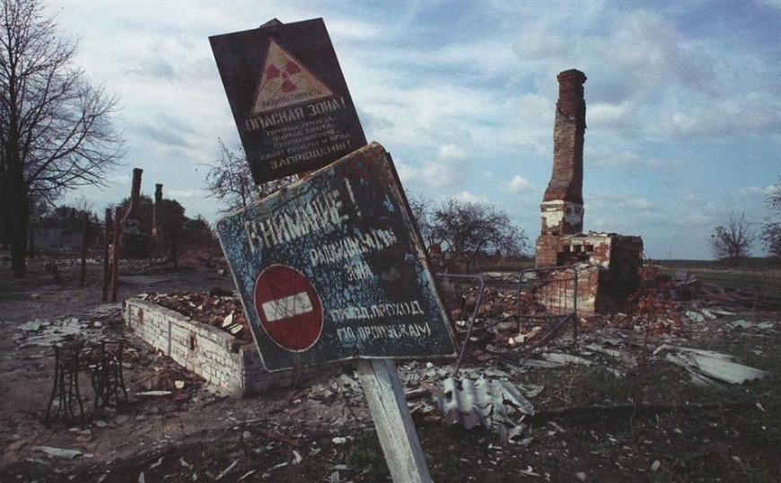 Η γιγαντιαία σαρκοφάγος που σφραγίζει το Τσέρνομπιλ για 100 χρόνια