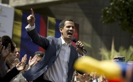Η Ελλάδα αναγνωρίζει τον Γκουαϊδό ως πρόεδρο της Βενεζουέλας