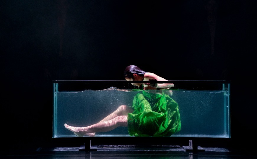 Η παράσταση «SIREN» του Pontus Lidberg παρουσιάζεται για πρώτη φορά στην Ελλάδα στις 28 Ιουλίου 2019
