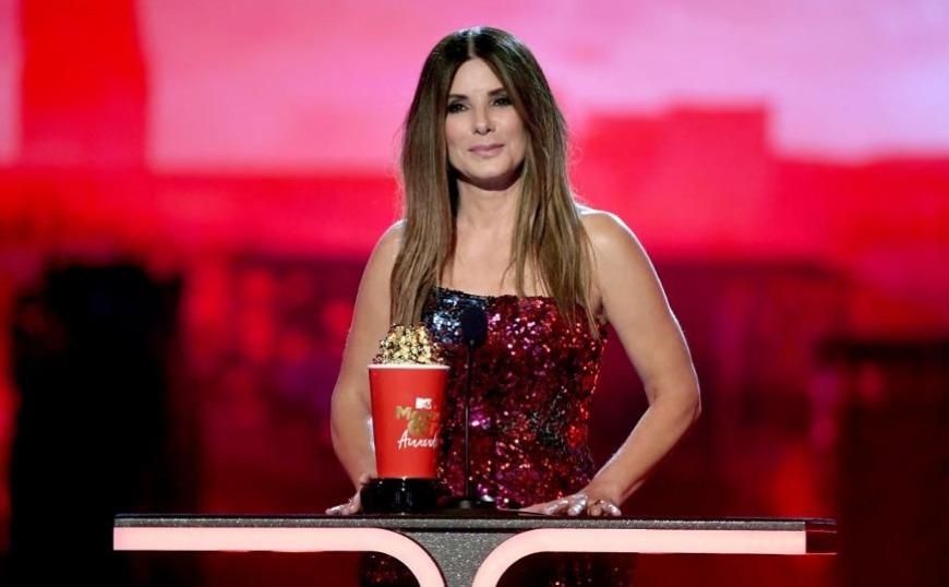 Στην Σάντρα Μπούλοκ το βραβείο MTV στην κατηγορία Καλύτερη Φοβισμένη Ερμηνεία