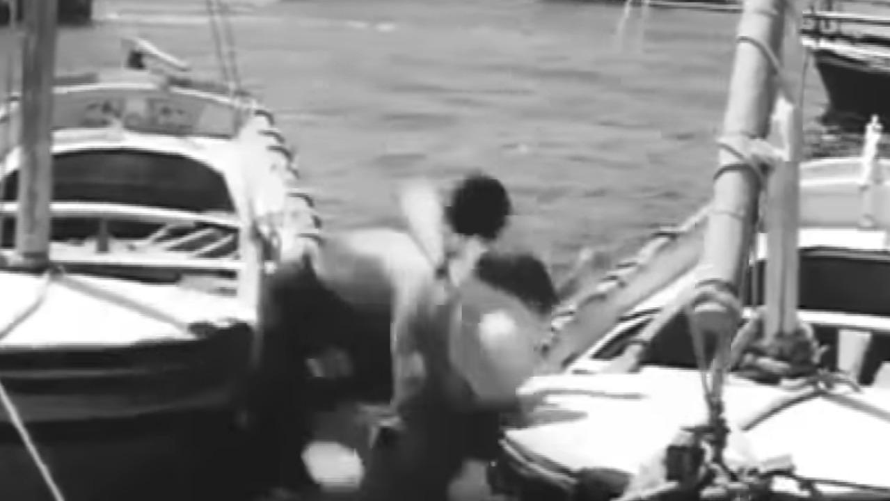 Η σκηνή που η Βουγιουκλάκη χτυπάει και παραλίγο να χάσει τη ζωή της (video)