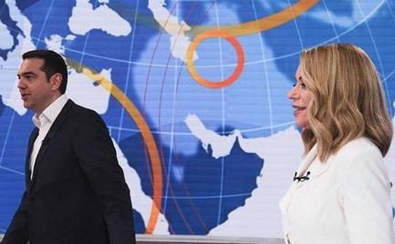 Η συνέντευξη του Αλέξη Τσίπρα στο OPEN και την Έλλη Στάη