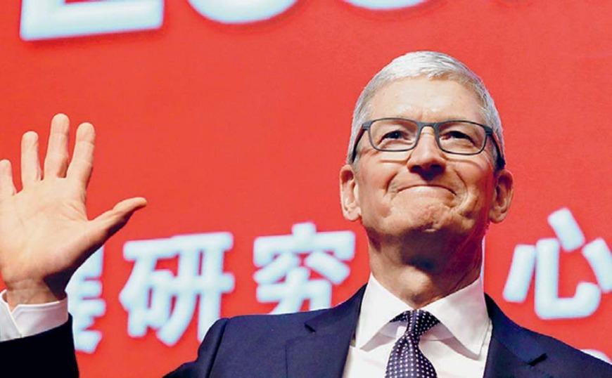 Η Apple μπαίνει στη μετά iPhone εποχή της