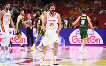 Ισπανία-Αυστραλία 95-88 στην 2η παράταση